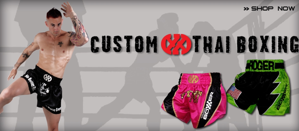 Custom Thai boxing