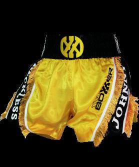 Custom - Thai Boxing Shorts - Johnny Tassels