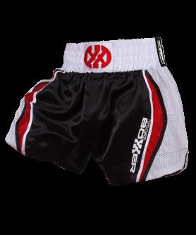 Thai Boxing Shorts - Dry Thai Red