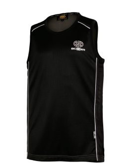 Vests / Tanks - Stay Dry Black