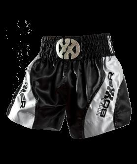 Thai Boxing Shorts - Thai Flow Black